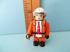 "#237 Unknown Character 2.5""in PVC Limited Edition Glico Blocky Character? Cop"