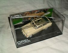 Opel Olympia Rekord Cabrio / Opel Collection 1:43 / IXO / unbespielt in Box