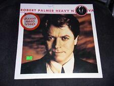 "Vintage Vinyl 1988 Robert Palmer ""  Heavy Nova"" (EMC.748057)  LP  (N/M)"