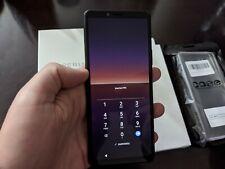 Sony Xperia 10 II 128GB Nero + 2 Cover in regalo Spigen/Elyco