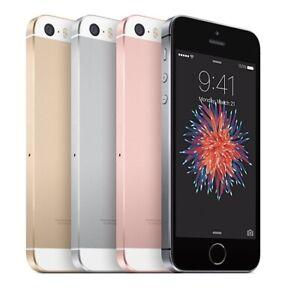 Apple iPhone SE 1st Gen 16-32GB  Unlocked   All Colours Phone 4G   Very Good