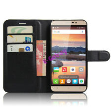 Flip Cover Stand Wallet PU Leather Case For Cubot Dinosaur / note s (9 Colors)