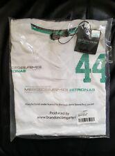 Lewis Hamilton special football shirt 44 F1 size M - Rare