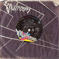 """RENEE GEYER - SAY YOU LOVE ME - 7"""" 45 VINYL RECORD - 1981"""