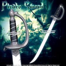 "30"" Pirate Foam Padded Sword Cutlass LARP Costume Cosplay Plastic Inner Cord"