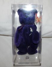 FIRST EDITION Ty PRINCESS DIANA BEAR 1997 Indonesian Version Beanie Baby Doll
