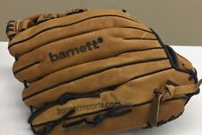 Barnett Sl-130 leather baseball glove, outfield size 13'', Read Details(Kk)