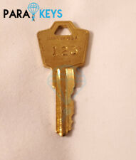 (2PCS) Cut American Seating A4301-A4400 Office Filing Cabinet Key Replacement