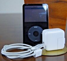 TESTED WORKING Apple iPod Classic 5th Generation Black 80gb Video A1136 EMC 2065