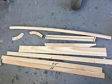 Model A Ford Roadster Wood Kit for Body