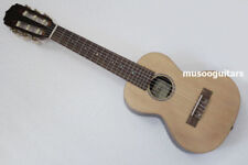28'' Guitalele 6 String Ukelele Ukulele Uke with Mini Travel Guitar Bag