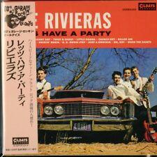 RIVIERAS-LET'S HAVE A PARTY-JAPAN MINI LP CD BONUS TRACK C94