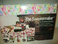 The Knit Smart System Sweater Machine maker