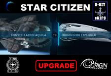 Star Citizen - RSI Constellation Aquila to Origin 600i Explorer Upgrade