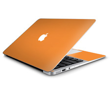 Skin Wrap for Macbook Air 11 inch  Solid Orange