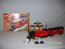 Lego Set 4708 Hogwart's Express HARRY POTTER 100% complete w/ manual train
