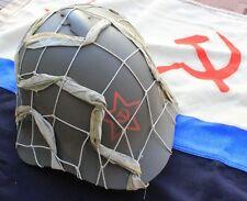 WWII Military Russian USSR red Army sniper Helmet Halhingolka SSH-36 Restoration