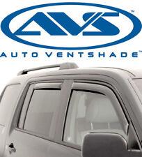 AVS 194084 In-Channel Window Deflector Ventvisor 4-Piece 2008.5-15 Honda Pilot