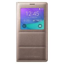 Oberschalen und Designfolien für Samsung Handys in Bronze