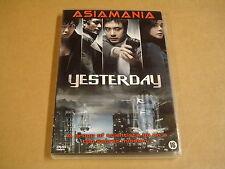 DVD / YESTERDAY ( ASIAMANIA )