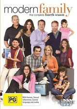 Modern Family : Season 4 (DVD, 2013, 3-Disc Set)