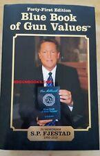 Blue Book of Gun Values 41st Ed. New Shipping Now Handgun Rifle Pistol Newest