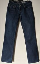"WOMEN'S JEANS LEVI'S BOLD CURVE STRAIGHT STRETCH SIZE 8/26"" LEG 29"" FREE POSTAGE"