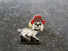 Mafco Dalmatian Fireman with Goulashes Hat Tac/Lapel Pin, Jewelry/Fashion Access