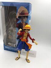 Variable Action Héros une Pièce Séries Monkey Prof Luffy Figurine de Japon