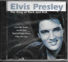 CD 12 TITRES ELVIS PRESLEY THE KING OF ROCK AND ROLL BEST OF DE 2007 NEUF SCELLE