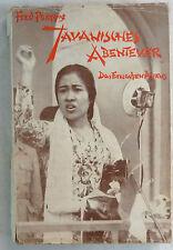 Fred Poeppig, Javanisches Abenteuer. Das Erwachen Asiens. 1951.
