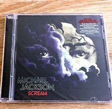 CD ALBUM COMPILATION MICHAEL JACKSON SCREAM RARE NEUF SOUS BLISTER 2017