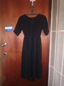 ASOS Black Dress Women's Size 8