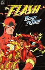 The Flash: Born to Run-ExLibrary