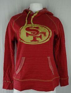San Francisco 49ers NFL Team Apparel Women's Graphic Hoodie