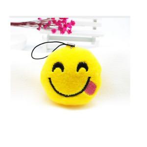 Bijou de Sac ou de Téléphone - Smiley Blagueur  - Bijoux des Lys