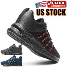 Men's Casual Jogging Sports Sneakers Breathable Athletic Running Tennis Shoes
