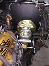 1957 Oldsmobile Power Brake Booster Master Cylinder Conversion 88 57 Olds