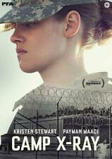 Dvd Camp X-Ray - (2014)   ......NUOVO