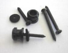 Schaller Security Lock Replacement Kit buttons + screws BlackChrome