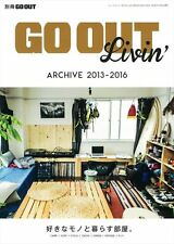 GO OUT Livin' ARCHIVE 2013-2016 Lifestyle Magazine