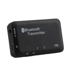 Wireless Bluetooth 4.0 A2DP 3.5mm Stereo Music Audio Transmitter Sender Adapter