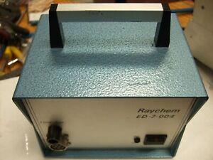 TE Raychem IR1759 infrared heat gun power unit solder sleeve ED7-004 Very clean