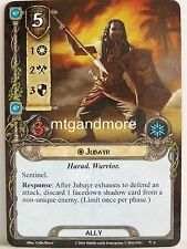 Lord of the Rings LCG - #006 Jubayr - The Mumakil