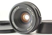【NEAR MINT- w/ Hood】 AVENON L28mm f/3.5 Black L39 Leica Screw Mount from Japan
