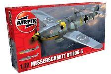 AIRFIX 02029A 1/72 Messerschmitt Bf109G-6
