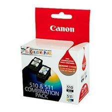 Canon PG-510 CL-511 Black/Colour Ink Cartridge