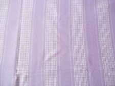 "Vintage 1970's Purple & White Polyester Knit Fabric 72"" long x  62"" Wide"
