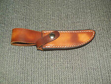Custom Leather Sheath for Fixed Blade Knife 1005