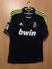 REAL MADRID SPAIN 2012/2013 AWAY FOOTBALL SHIRT JERSEY CAMISETA ADIDAS